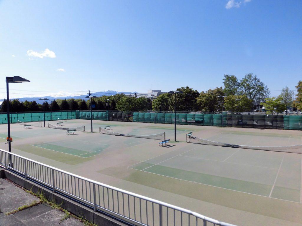 大森パークテニスコート